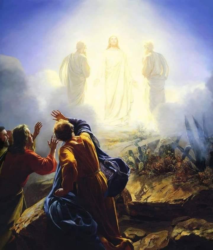Зі святом Преображення Господнього!